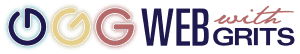 Web with Grits horizontal logo